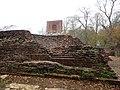 Trøjborg Ruin from inside.jpg