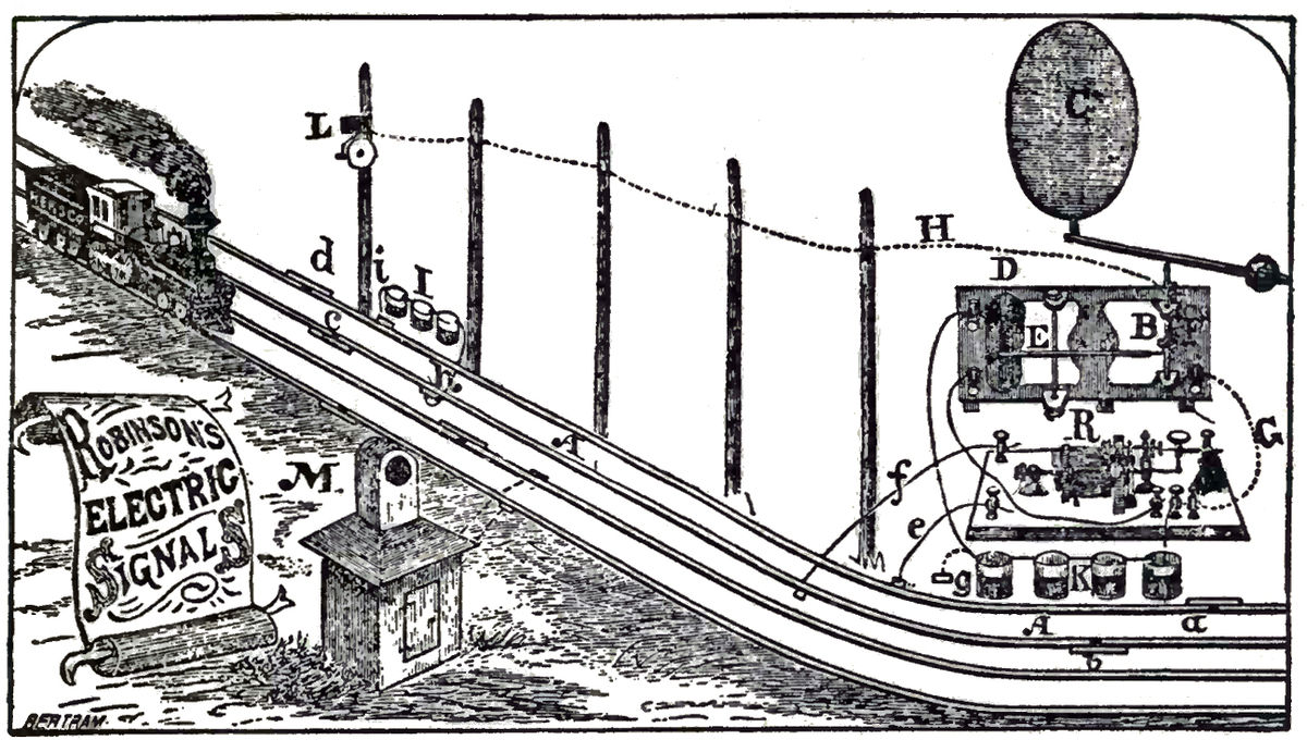 Track Circuit Wikipedia Train Horn Schematic