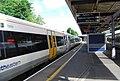 Train departing Sevenoaks Station - geograph.org.uk - 856351.jpg