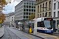 Tramway 14 à Stand, Genève.JPG