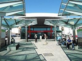 Parla railway station