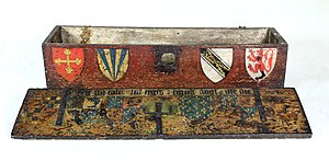 Treaty of Brétigny - Treaty of Calais Chest