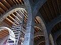 Treballs de restauració Drassanes Reials de Barcelona (8).JPG