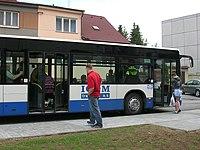 Trebic citaro bus.jpg