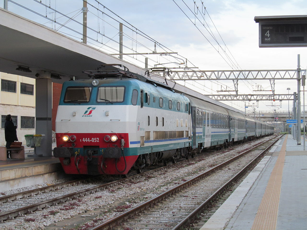 Ferrovie regionali isolate - Photo credit: Chris0693