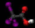 Triiodoacetic acid3D.png