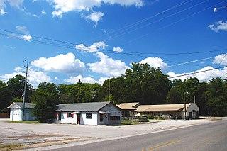 Trinity, Alabama Town in Alabama, United States
