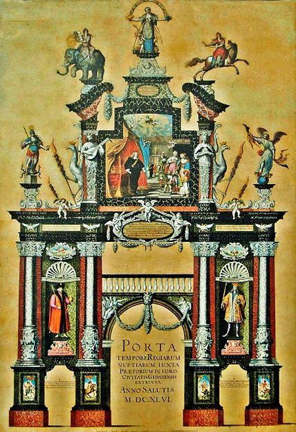 Symbolika łuku triumfalnego