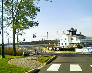 The Tuckerton Seaport and Lake Pohatcong.