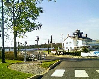 Tuckerton, New Jersey - The Tuckerton Seaport and Lake Pohatcong