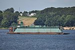 Tugged floating drydock (Snævringen).ajb.jpg