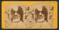 Tunnel No. 2, Echo Canon, U.P.R.R. (Union Pacific Railroad), from Robert N. Dennis collection of stereoscopic views.png