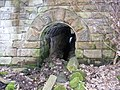Tunnel under course of old railway - geograph.org.uk - 1186308.jpg