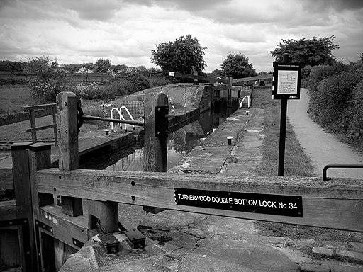 Turnerwood Lock No 34