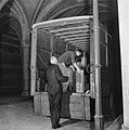 Tweede wereldoorlog, schilderijen, musea, transporten, Bestanddeelnr 901-0100.jpg