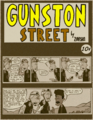 Two Gunston Street comic strips.png