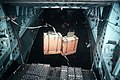 Two pallets of supplies are dropped from a C-141B Starlifter aircraft over the South Pole. The drop is a joint U.S.-New Zealand operation to resupply both South Pole and McMurdo Sta - DPLA - 377e15833f3f0fd84c0c500149ea5ca6.jpeg
