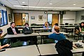 Tyler A. McNeil (far left) reporting on a Middle State Commision forum at Hudsonian Valley Community College.jpg