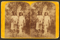 U-ai nu-ints, a tribe of Indians living on the Rio Virgen, a tributary of the Colorado in Southern Utah - the little hunter and his sweetheart, by Hillers, John K., 1843-1925.png