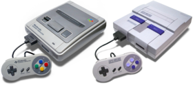 Image illustrative de l'article Super Nintendo