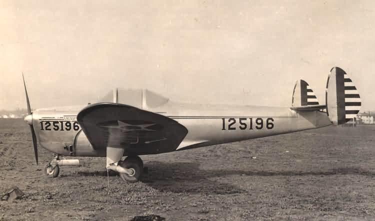USAAF XPQ-13