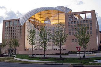 United States Institute of Peace - USIP building