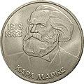 USSR-1983-1ruble-CuNi-Marx165-b.jpg