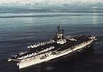 USS America (CV-66) off Norway in 1991.jpg