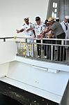 USS Arizona survivor visits memorial 130606-N-QG393-190.jpg