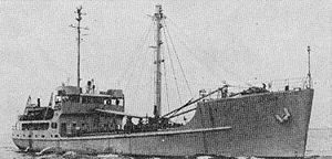 USNS New Bedford - Image: USS Camano (AKL 17)