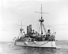 Image illustrative de l'article USS Maine (ACR-1)