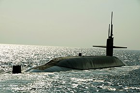 USS Maryland (SSBN-738)