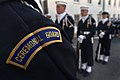 US Navy 031024-N-2383B-003 Sailors assigned to the U.S. Navy's Ceremonial Guard stand at attention.jpg
