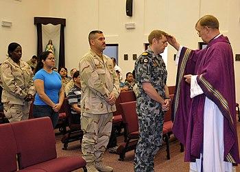 English: MANAMA, Bahrain (Feb. 17, 2010) Lt. C...
