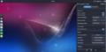 Ubuntu Budgie 17.04 - Volet de paramétrage.png