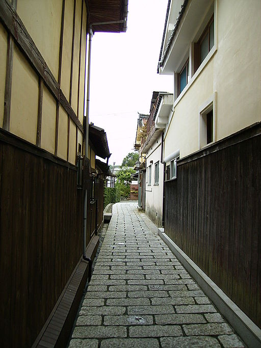 Uchiko Narrow Street