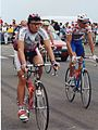 Udo Bölts and François Simon, Tour de France 1993.jpg