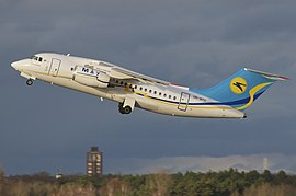 Ukraine International Airlines Antonov An-148-100B; UR-NTC@TXL;30.12.2012 684dh (8333231300).jpg