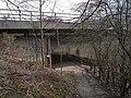 Underpass under the A1 near Felton - geograph.org.uk - 1802687.jpg