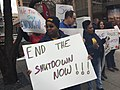 Union Activists Rally in Dallas to End the Shutdown (39739874633).jpg