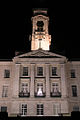 University of Nottingham, Trent Building at night - geograph.org.uk - 673119.jpg