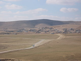 Unrecognized Bedouin villages in Israel