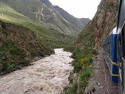 Urubamba river (view from the train to Machu-Picchu).jpg