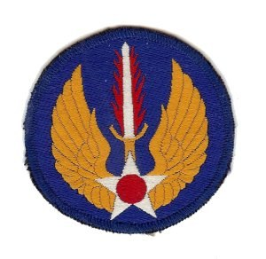 United States Air Forces in Europe - Air Forces Africa - USAFE patch, 1946