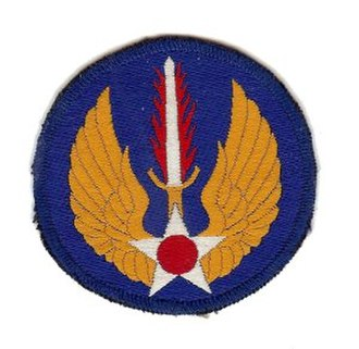 United States Air Forces in Europe – Air Forces Africa - USAFE patch, 1946