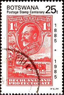 postage stamps and postal history of botswana wikipedia