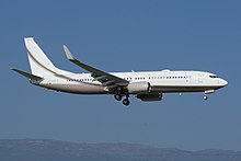VQ-BOS Boeing 737-8GQ BBJ2 B738 - Bayam Holdings (29969605826).jpg