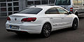 VW CC 2.0 TDI BlueMotion Technology (Facelift) – Heckansicht, 3. April 2012, Velbert.jpg