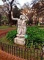 V Tiempo de la VI Sinfonía de Beethoven, Leone Tommasi, Jardín Botánico, Carlos Thays 02.jpg