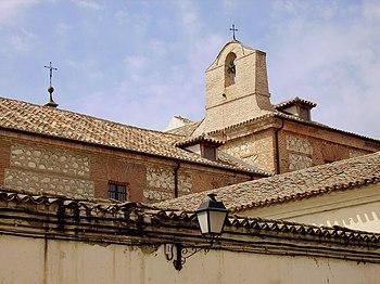 Campanario del Convento de Santa Clara